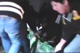 Hallan el cadáver de una mujer dentro de un costal
