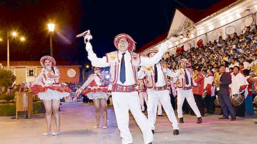 Fiesta de Virgen de la Candelaria arranca el 18 de enero con baile