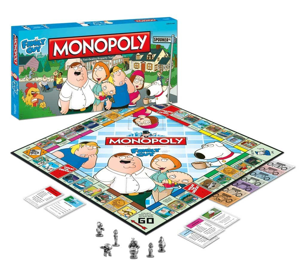 42 Greatest Monopoly Boards And Puns Puns