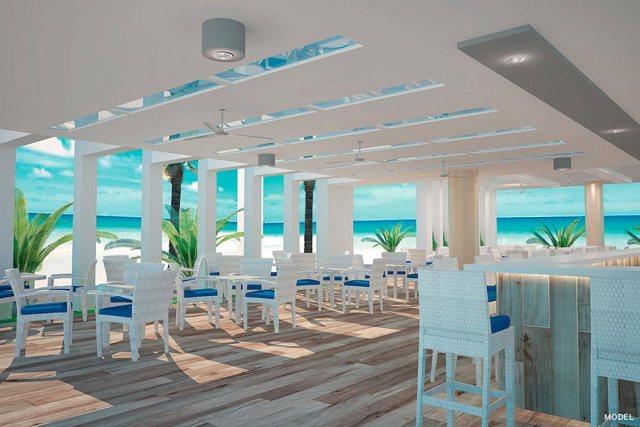El nuevo Riu República cuenta con 1,007 habitaciones y se encuentra en primera línea de Playa Arena Gorda