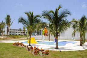 Instalaciones Nickelodeon Punta Cana