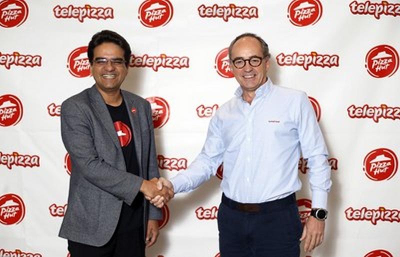Telepizza operará toda la cadena de Pizza Hut en América Latina