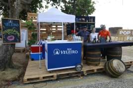 Exhibición de ron Veleiro
