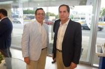 Hernan Vasquez y Eduardo Valdez