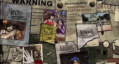 The Walking Dead 400 Days Screen 1