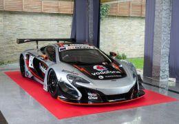 Presentación Teo Martín Motorsport