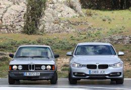 BMW Serie 3 - PUNTA TACÓN TV