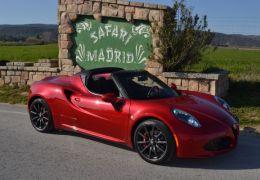 Alfa Romeo 4C Spider descapotado - PUNTA TACÓN TV