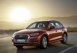 Nuevo Audi Q5 frente - PUNTA TACÓN TV
