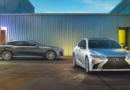Nuevo Lexus LS - PUNTA TACÓN TV