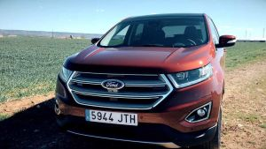 Ford Edge - PUNTA TACON