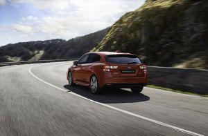 Nuevo Subaru Impreza trasera - PUNTA TACÓN TV