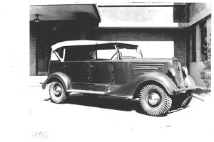 Mitsubishi PX33 1936 - PUNTA TACÓN TV