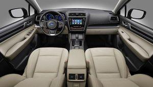 Interior rediseñado Subaru Outback Executive Plus-S - PUNTA TACÓN TV