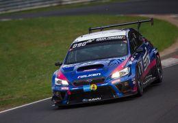 Subaru WRX STI en Nürburgring - PUNTA TACÓN TV