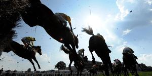 Horse Racing Form Databases (sources)