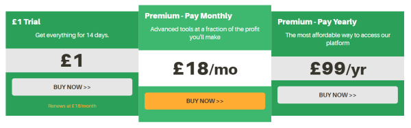 MatchedBets Premium Matched Betting Service