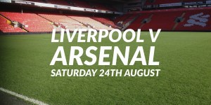 Liverpool v Arsenal Betting Tips -- August 24th, 2019 @ 5.30pm