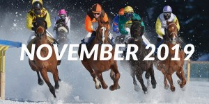 November 2019: Top Horse Racing Tipsters Of The Month