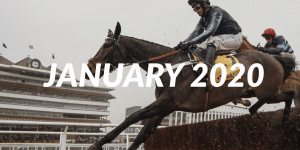 January 2020: Top Horse Racing Tipsters Of The Month