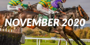 November 2020: Top Horse Racing Tipsters Of The Month