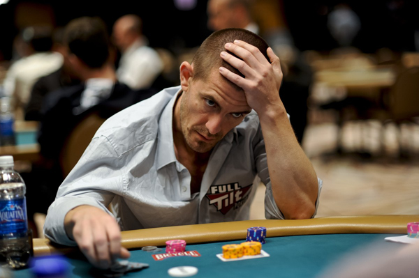 Image result for poker player concentrate