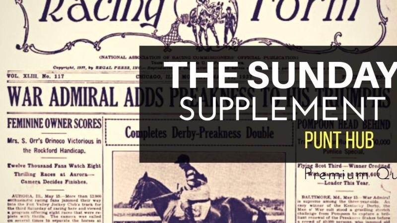 The Sunday Supplement – Xmas Edition
