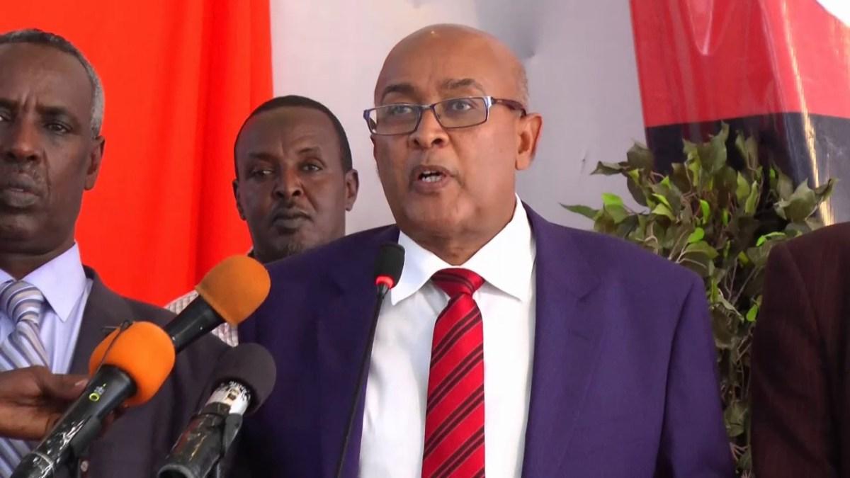 """Musharax Ciro:- ''Waa lagu shubtay Doorashada Somaliland"""""""