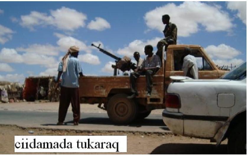 Tukaraq: Puntland oo qabatay gaari iyo askar ka tirsan Somaliland