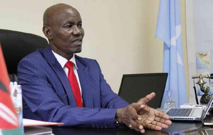 Keenyaanka Qurbo-joogta ku ah Afrika oo la sheegay inay intooda ku sugan yihiin Somalia