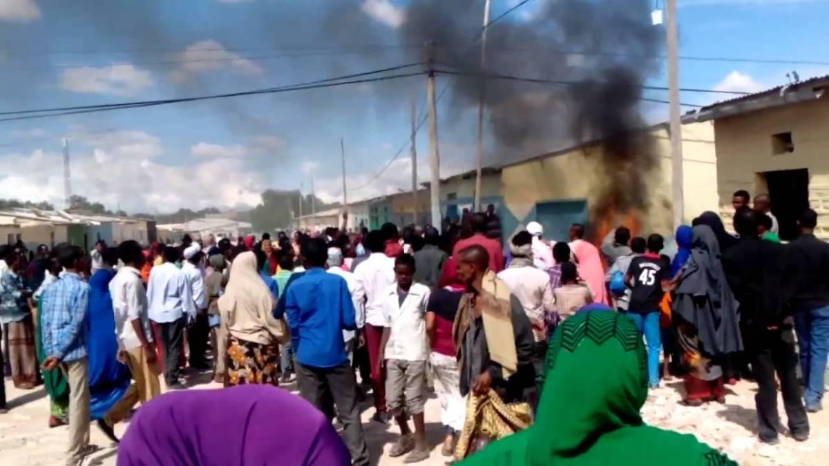 Weerar lagu qaaday ciidamda Somaliland ee ku sugan Laascaanood