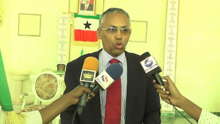 Somaliland oo si taxaddar leh uga Jawaabtay go'aankii dhawaan kasoo baxay DF Soomaaliya