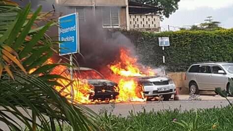Weerar ka dhacay Hotel ku yaalla Nairobi oo ku sugnaa Madaxweynaha Galmudug