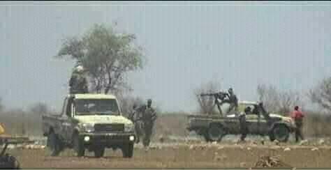 Puntland iyo Somaliland oo xalay isku guuray