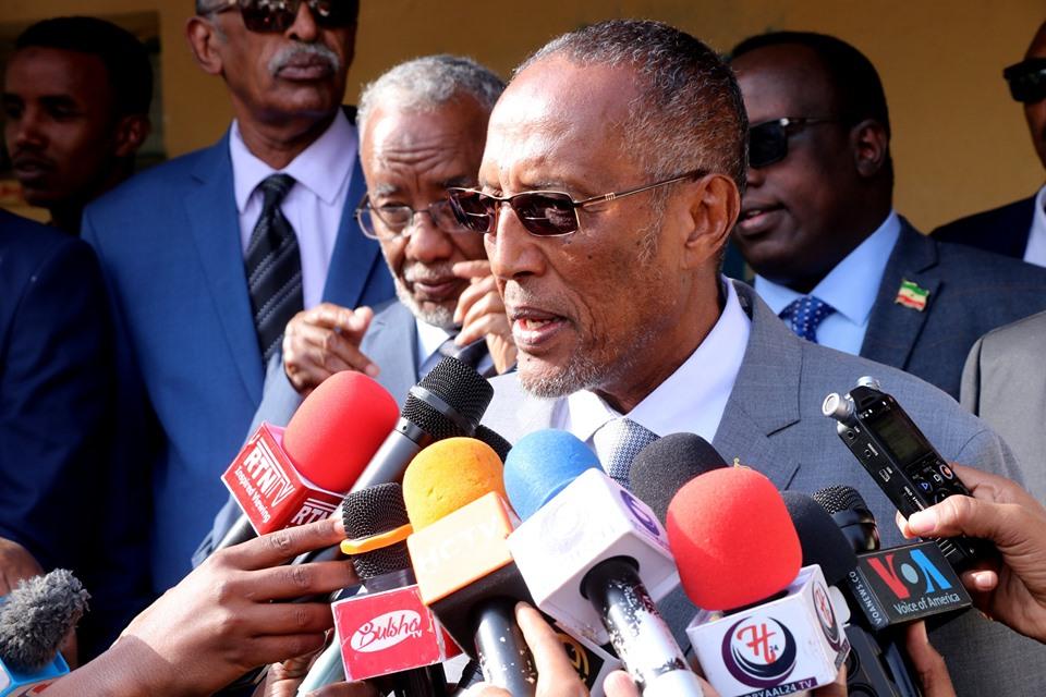 """Waxgaradka Somaliland oo afka furtay: """"Muuse waa tegayaa ee yaan lakala tegin"""""""