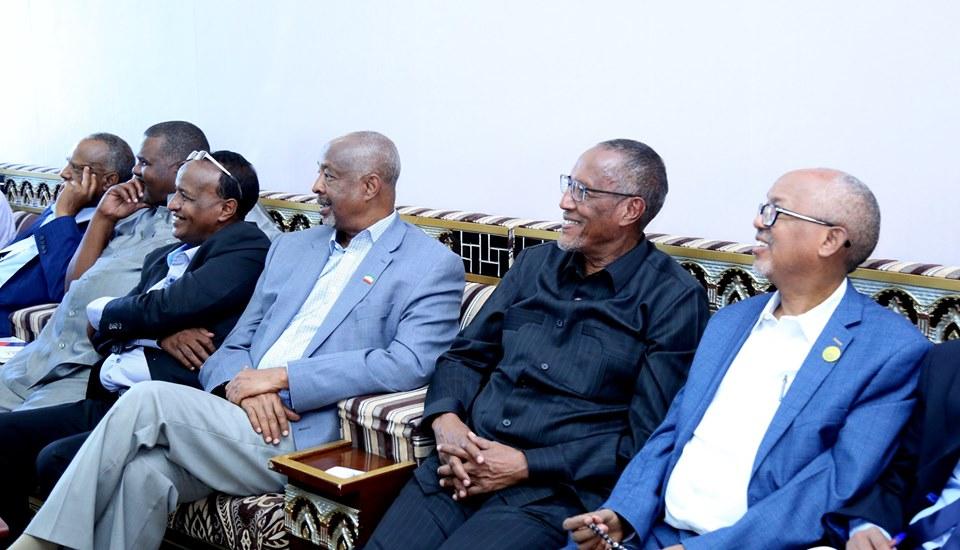 Somaliland oo ku dhawaaqday in heshiis laga gaaray colaaddii jabhadda Col. Caarre