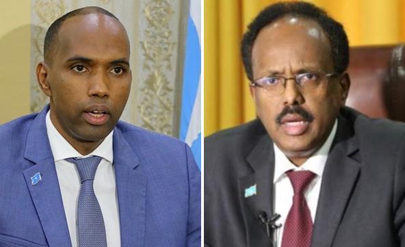 Villa Somalia oo dhex fariisatay mowjado musuq maasuq ah