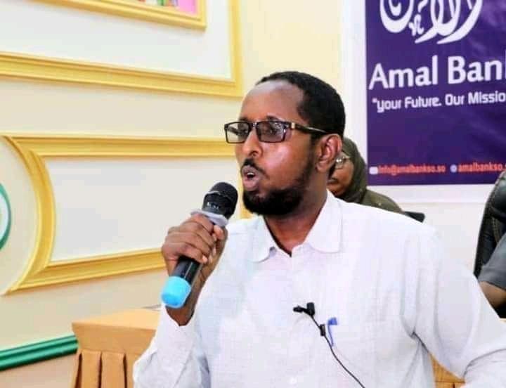 An Unidentified Gunman Assassinates Amal Bank Kismayo Branch Director