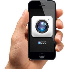 presentación Filters para el iPhone