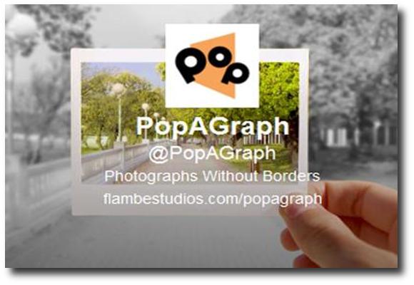 PopAGraph para iPhone