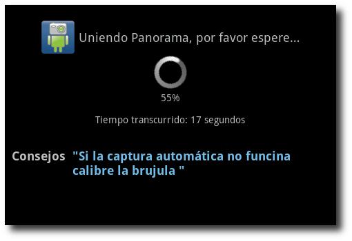 Como tomar fotos panorámicas con un móvil Android