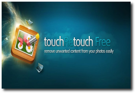 Imagen inicio Touch Retouch Free para Android