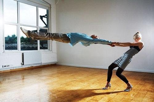 Levitagram: Una forma sencilla de levitar en tus fotos