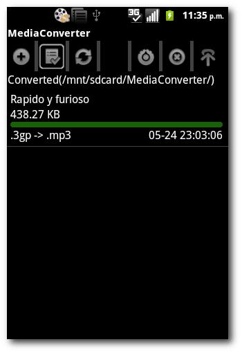 Converter Media