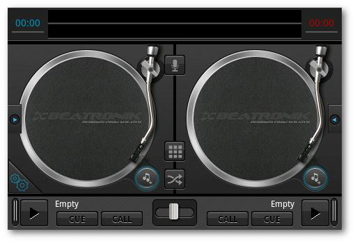 efectos de DJ a tus canciones