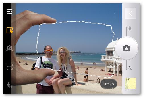 fotos con Camera360 para Android