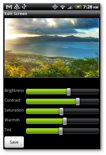 Herramientas Pro HDR Camera, para fotos con tu móvil Android