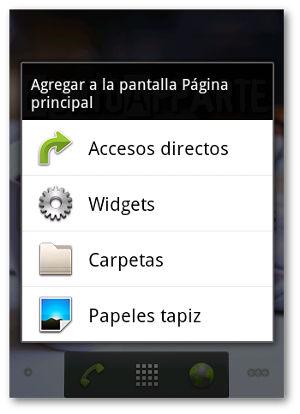 Agregar Widget en Android