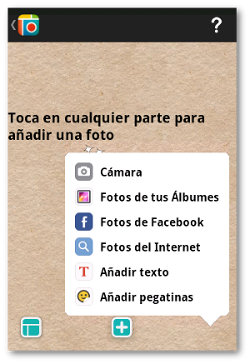 Añadir Foto a Collage