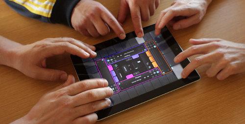 Cotracks, colaboración musical desde un mismo iPad